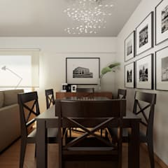 Dining room by José Tiago Rosa,