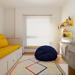 minimalistic Nursery/kid's room by José Tiago Rosa