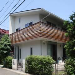風が通り抜ける家 : アトリエグローカル一級建築士事務所が手掛けた家です。