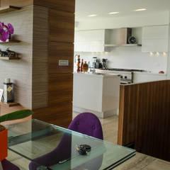 مطبخ تنفيذ VODO Arquitectos