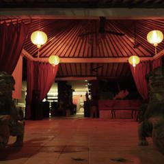 проект реконструкции виллы на о. Бали, 2009: Сады в . Автор – PK AID