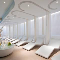 Entspannungsraum:  Hotels von schienbein+pier