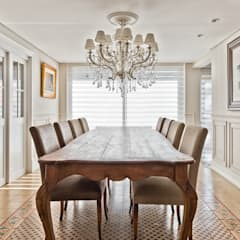 classic Dining room by UNION Architectural Concept