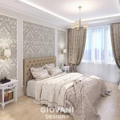 Bedroom by Giovani Design Studio,