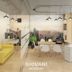 Study/office by Giovani Design Studio