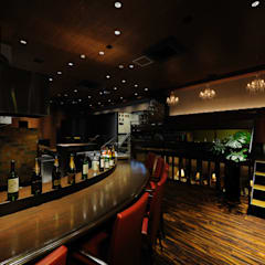 Bars & clubs by design work 五感+