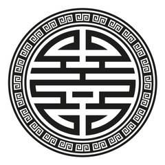 Paredes de estilo  por Der Lebensfreude Laden , Asiático Sintético Marrón