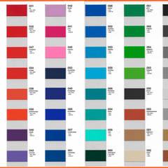 Vinyfolie - verfügbare Farben für Wandtatoos zur Auswahl:  Wände von Der Lebensfreude Laden