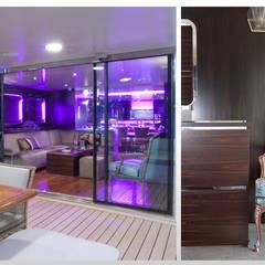 Yatch - Les Sables-d'Olonne: Yachts & Jets de style  par ARCHITECTURAL DECO, Moderne