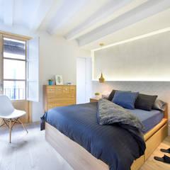 Cambio Sena por Mediterráneo: Dormitorios de estilo  de Egue y Seta