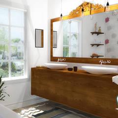 Bagni: Bagno in stile  di 3d Casa Design