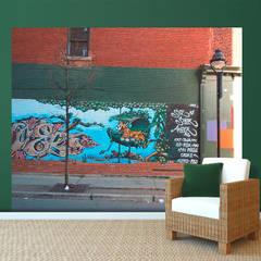 Fototapete canadian Street Art:  Wände von PRINT4FAIR GmbH & Co. KG
