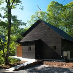 خانه ها by Unico design一級建築士事務所