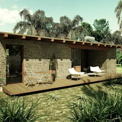 Houses by GET ARQUITECTURA, Country