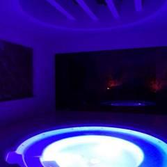 Sauna door D&E-ARQUITECTURA