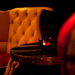 Furniture detail:  Bars & clubs by Rebecca James Studio