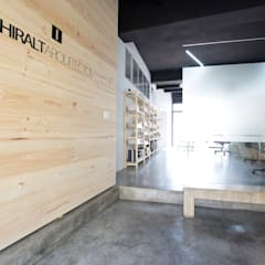 Offices & stores by Chiralt Arquitectos