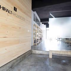 El nuevo estudio de arquitectura de Chiralt Arquitectos: Oficinas y Tiendas de estilo  de Chiralt Arquitectos