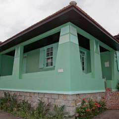 خانه ها by CMSP Arquitetura + Design