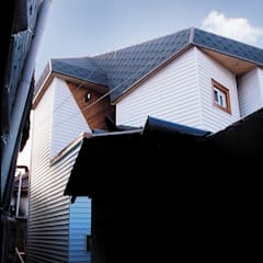 Casas de estilo  de 국민대학교