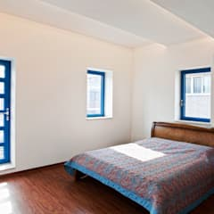 Blue windows: 국민대학교의  침실,컨트리