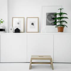Living room by Design Studio Nu,
