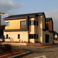 장현재 (蔣峴齋, Jang hyun Jae): GN건축사사무소의  주택