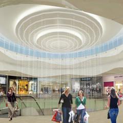 Shopping Centres by Brunzini Arquitectos & Asociados