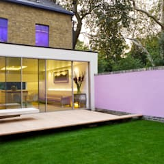 Russell Garden Mews:  Terrace by IQ Glass UK