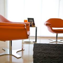 .: Salas / recibidores de estilo  por MORADA CENTRO DE DISEÑO S.A.