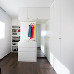 Dressing room by bo | bruno oliveira, arquitectura, Modern MDF