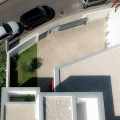 casa 116: Jardins de Inverno  por bo | bruno oliveira, arquitectura
