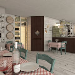 Gastronomy by Progetto & Render