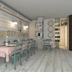 Progetto & Renderが手掛けたレストラン