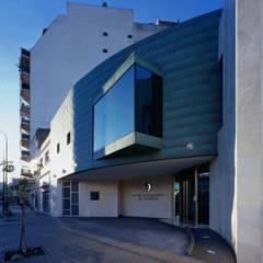 Centro Oftalmológico Scarpello Clínicas y consultorios médicos de estilo moderno de Brunzini Arquitectos & Asociados Moderno