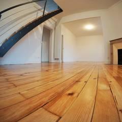 Rénovation Duplex immodeal63 Salle à mangerAccessoires & décorations Bois massif