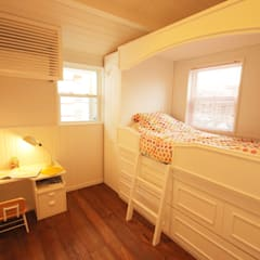 colonial Nursery/kid's room by THE MAKER'S&United Space Architect