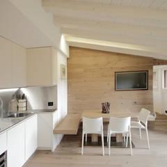 Progetti: Sala da pranzo in stile  di luigi bello architetto