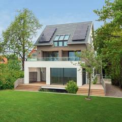 Haus am See:  Häuser von Bau-Fritz GmbH & Co. KG