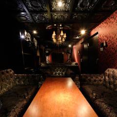 Bar Lounge ETEETEI: Design Atelier 円舞が手掛けたバー & クラブです。