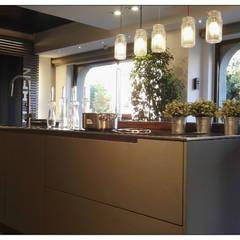 Basi Cucina in Ecomalta: Cucina in stile in stile Industriale di Formarredo Due design 1967