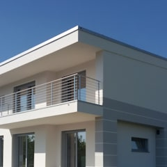 Architettura Case Moderne Idee.Foto Di Case Moderne Simple Esterni Case In Stile Di Studio