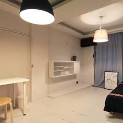 シェアHOUSE nid: おうちカンパニーが手掛けた寝室です。