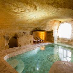rustic Pool by Kayakapi Premium Caves - Cappadocia