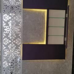 Dining room by Alaya D'decor, Modern Plywood