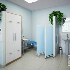 Projekty,  Kliniki zaprojektowane przez Елена Марченко (Киев)