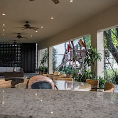 RESIDENCIA H6 : Casas de estilo  por CH Proyectos