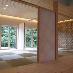 根據 一級建築士事務所ATELIER-LOCUS 隨意取材風 瓷器