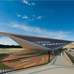SELIM SENIN – Dalseong Uluslararası Jimnazyum Salonu:  tarz Stadyumlar
