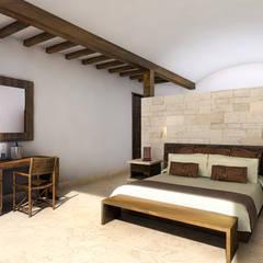 فنادق تنفيذ Boué Arquitectos